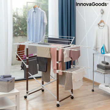 Folding Clothes Dryer with...