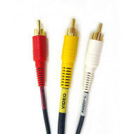 Audio and video cables